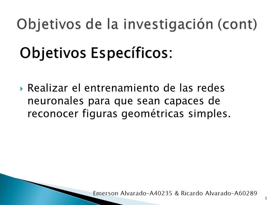 Backpropagation, Sección de redes neurales artificiales de Electrónica México.