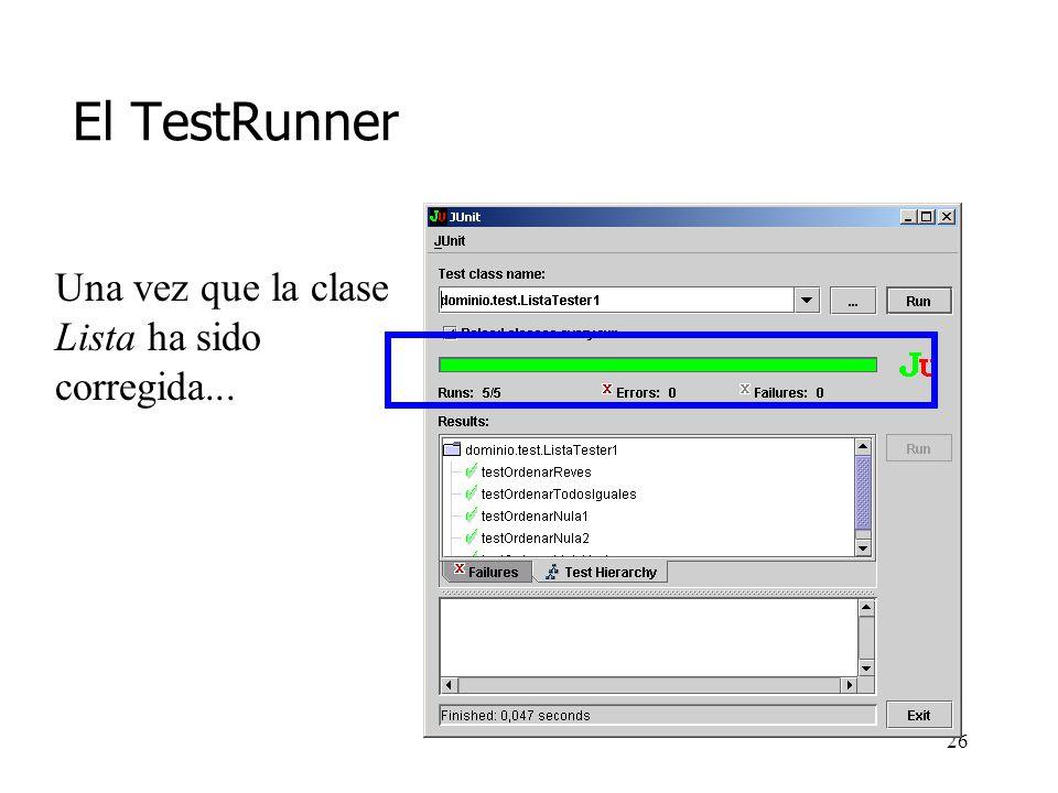 25 El TestRunner