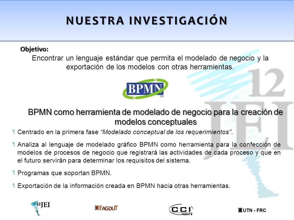 BPMN Ventajas: Soporta diferentes niveles de detalle.