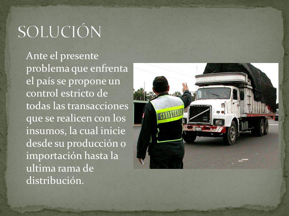 E-narc es el sistema que presentamos como solución a los problemas visto anteriormente.