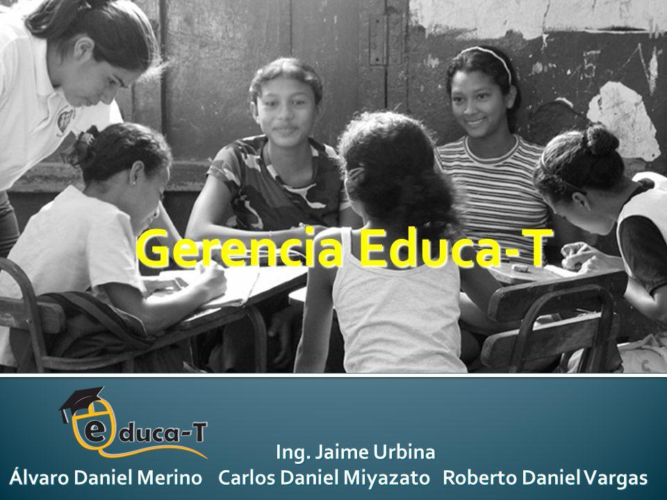 Gerencia Educa-T Ing.