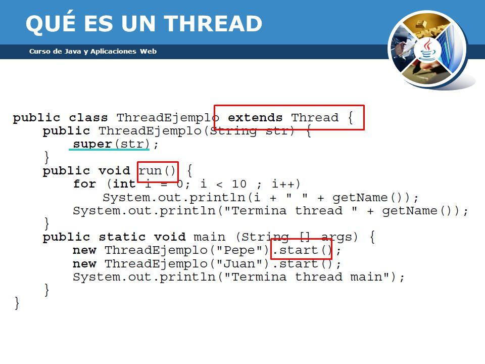 Practica de hilos Crear un Threads que en su constructor reciba un String y en su método run imprima este String cada 1 segundo.