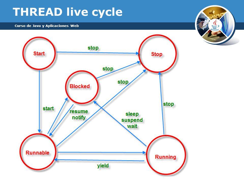 Constructores Podemos acceder a la lista de todos los constructores de una clase mediante el método: Constructor[] userConstructors = userClass.getConstructors(); Si conocemos los tipos de los parámetros de un constructor en particular, podemos acceder a ese constructor concreto sin tener que recorrer toda la lista: Constructor userConstructor = userClass.getConstructor( new Class[] {String.class, String.class, Integer.class}); Curso de Java y Aplicaciones Web