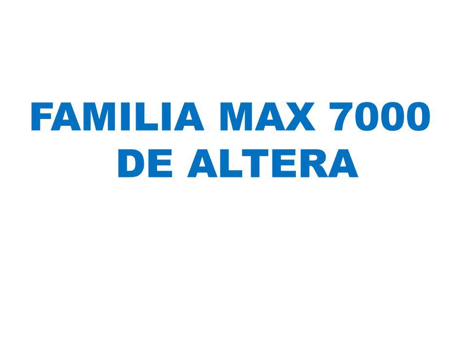 ARQUITECTURA DE LA FAMILIA MAX 3000