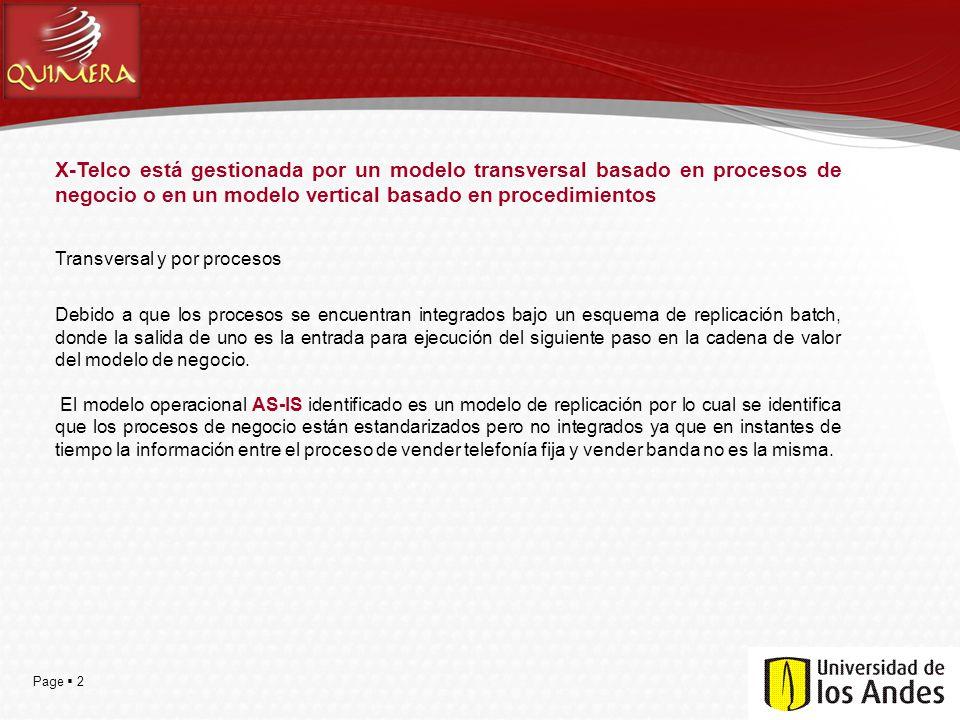 Page 13 Inciativas para Cerrar Brecha AS-IS a TO-BE IDINICIATIVATipo (Negocio, Tecnología, Personas ) Dimensión de Arquitectura 1Estandarización de protocolos.Negocio 2 Orquestación y medición de procesos de negocio.Negocio 3 Proyecto de exponer entidades comunes, como servicios.TecnologíaDatos 4 Proyecto de consolidación de facturación y planes.NegocioDatos 5 Crear un portal web para ingresar los datos de solicitud de nuevos productos y revisión del estado de dicha solicitud.PersonasAplicaciones 6 Proyecto de estructuración de ambientes de alta disponibilidad.TecnologíaAplicaciones