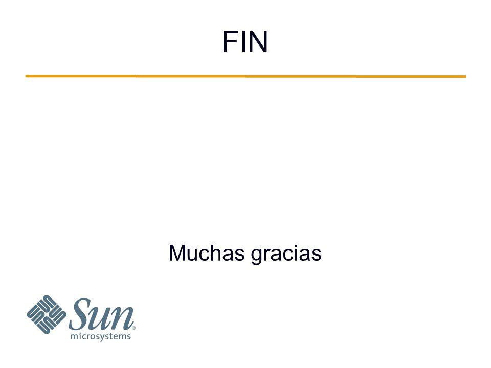 FIN Muchas gracias