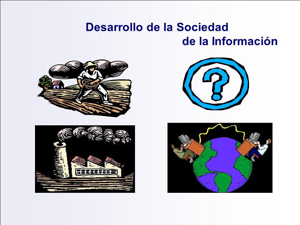 Desarrollo de la Sociedad de la Información