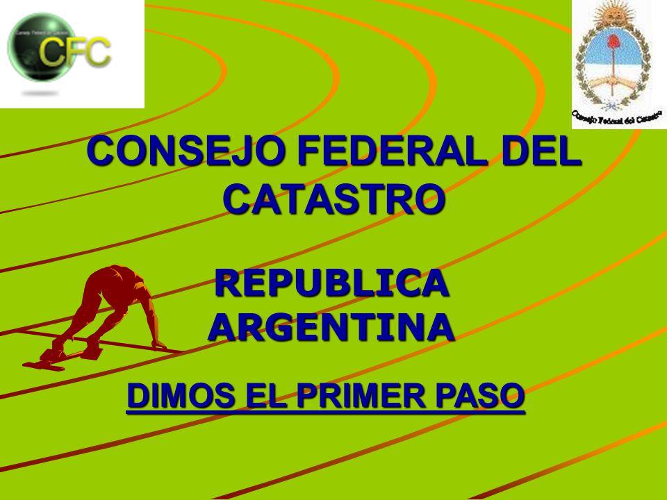 REPUBLICA ARGENTINA DIMOS EL PRIMER PASO