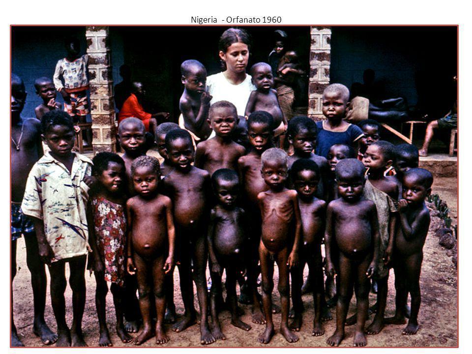 Nigeria - Orfanato 1960 17