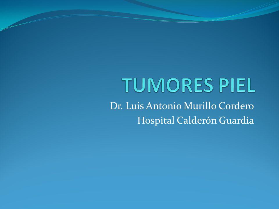 Dr. Luis Antonio Murillo Cordero Hospital Calderón Guardia