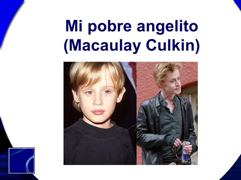 Mi pobre angelito (Macaulay Culkin)