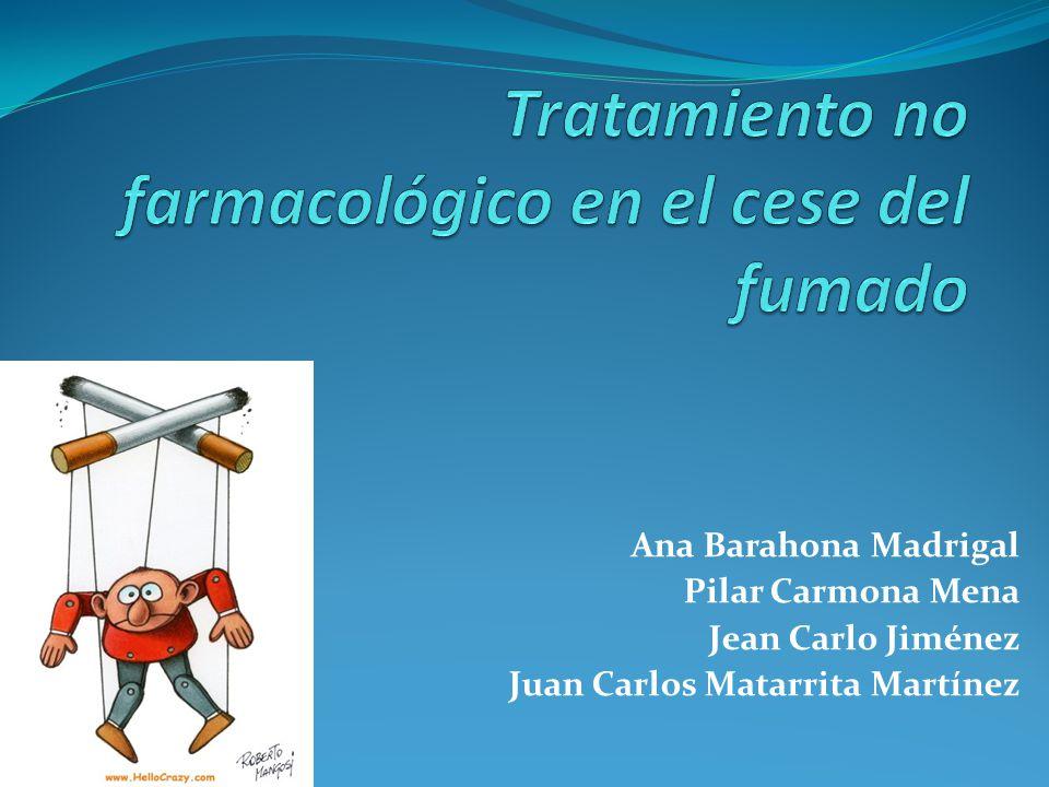 Ana Barahona Madrigal Pilar Carmona Mena Jean Carlo Jiménez Juan Carlos Matarrita Martínez