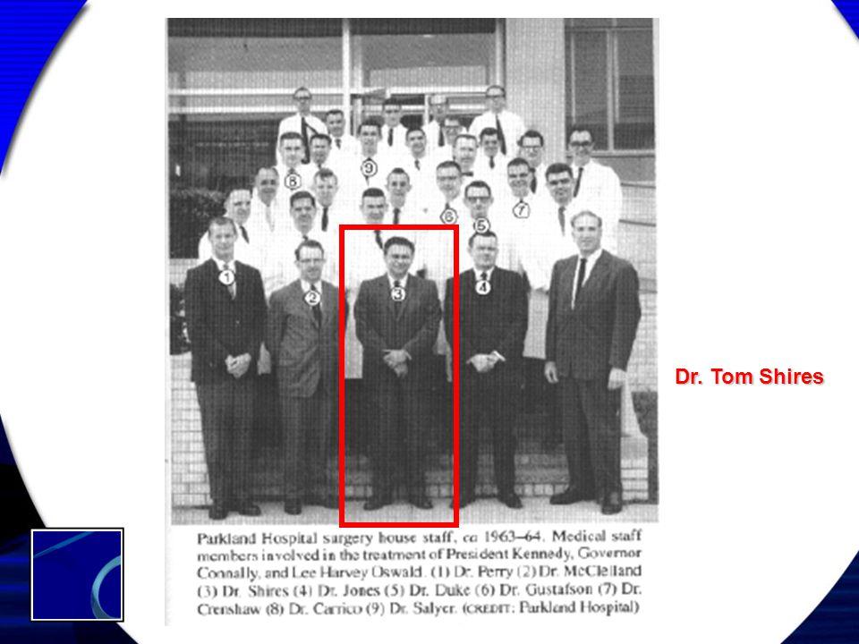 Dr. Tom Shires