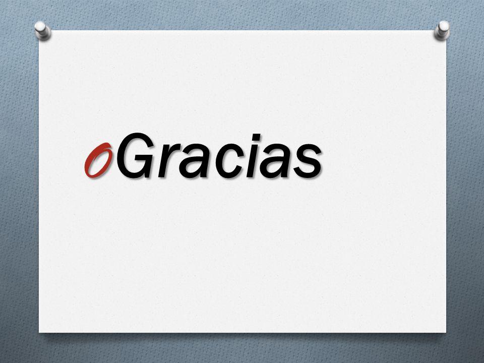 O Gracias