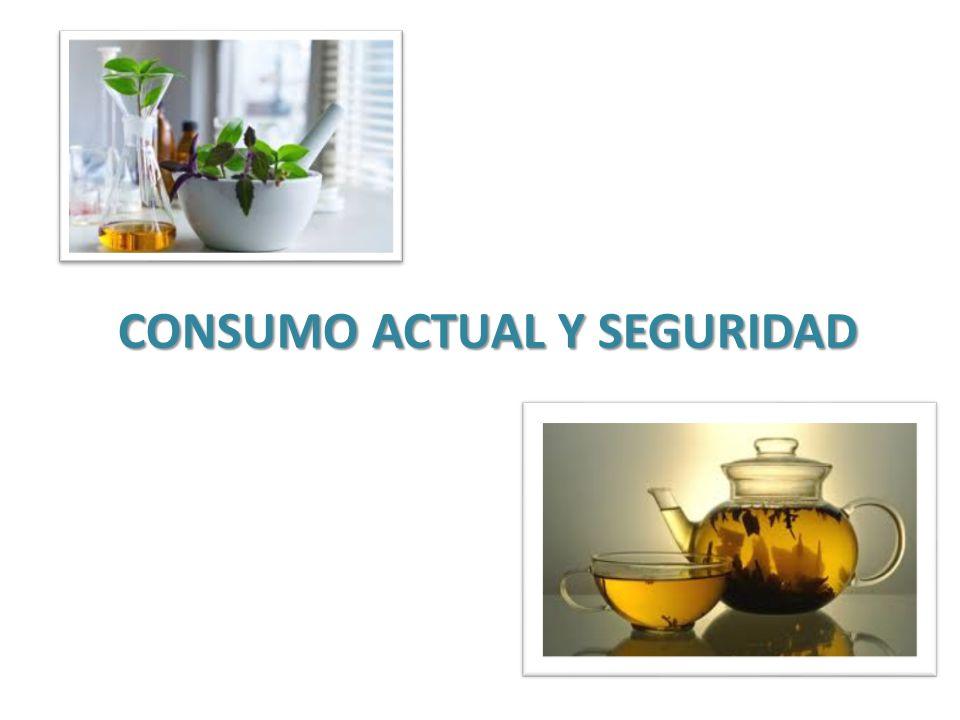 El uso de medicina natural parece ser seguro, ya que no se han visto repercusiones importantes secundarias a su consumo.