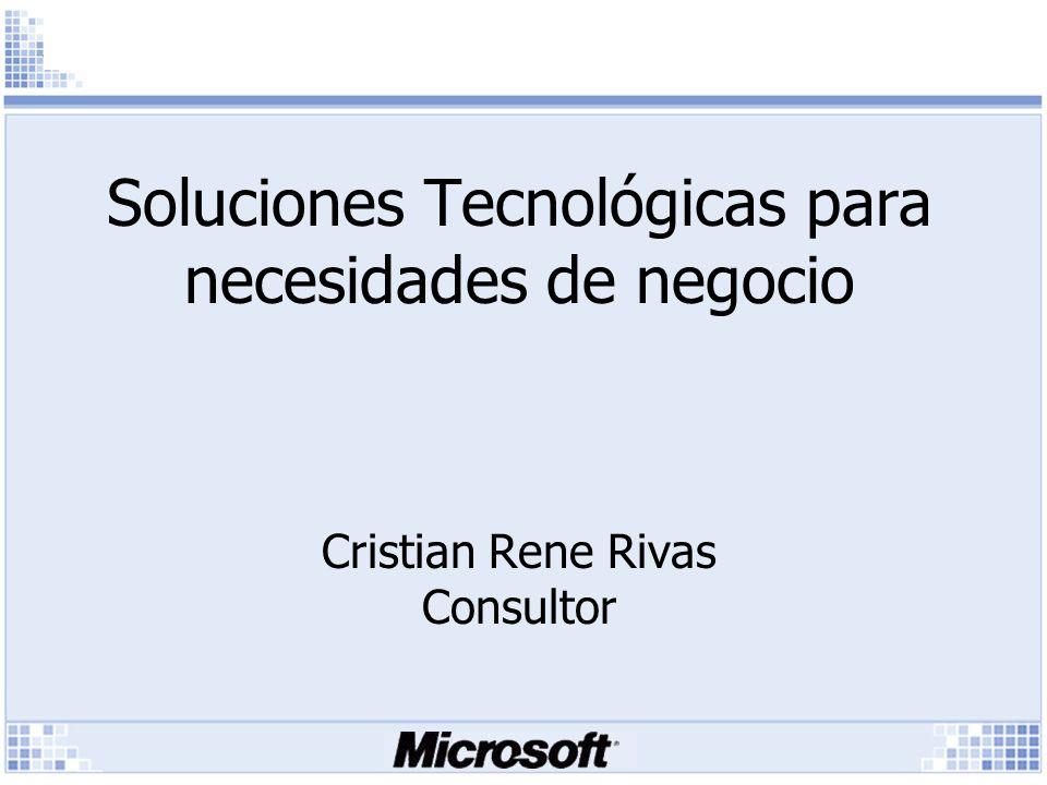 Agenda Funciones de sistemas dentro de las PYMES Infraestructura para hacer negocios –Redes de pares (Microsoft WindowsXP Pro) –Redes Cliente Servidor (Microsoft Small Business Server – SBS) Servicios del escritorio –Microsoft WindowsXP Professional y Microsoft OfficeXP