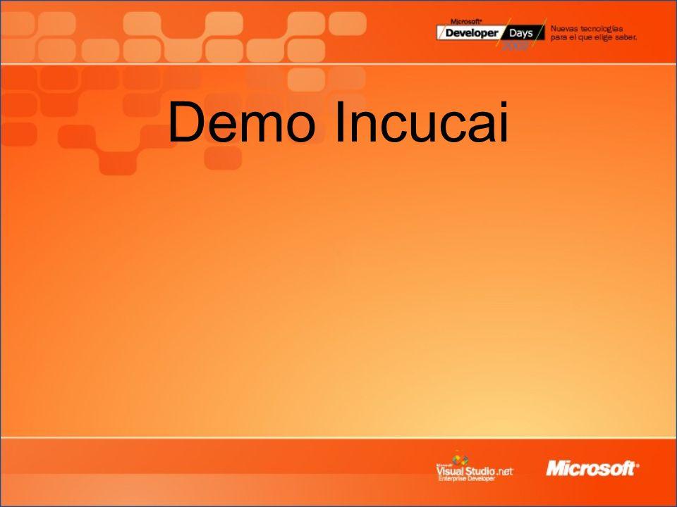 Demo Incucai