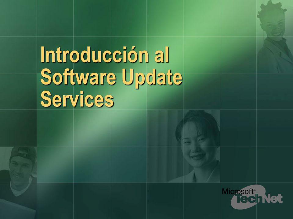 Introducción al Software Update Services