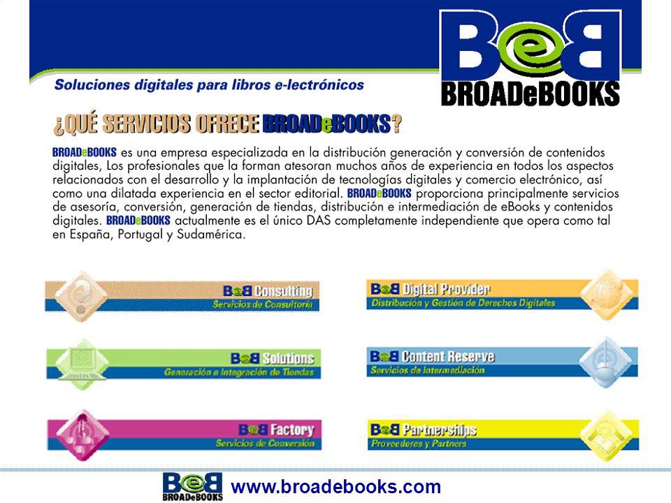 El Autor y el Proceso de Conversión Ignacio de Bustos Martín Arquitecto de Software BROADeBOOKS
