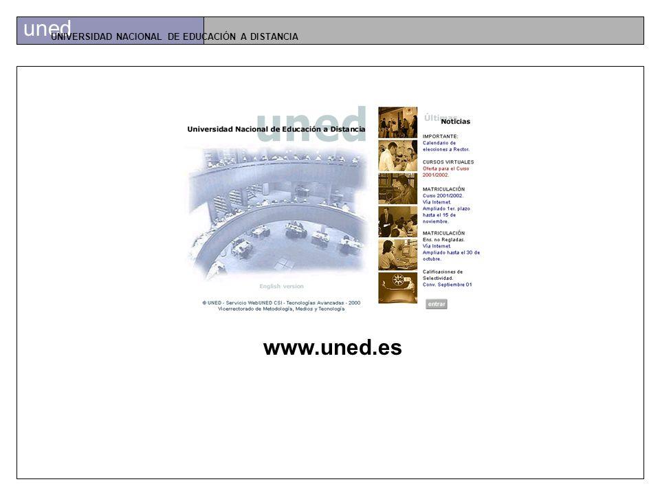 eBooks y la Universidad José María Calés de Juan Director de Tecnologías Avanzadas Vicerrectorado de Metodología, Medios y Tecnología E-mail: jcales@psi.uned.es http://www.uned.es