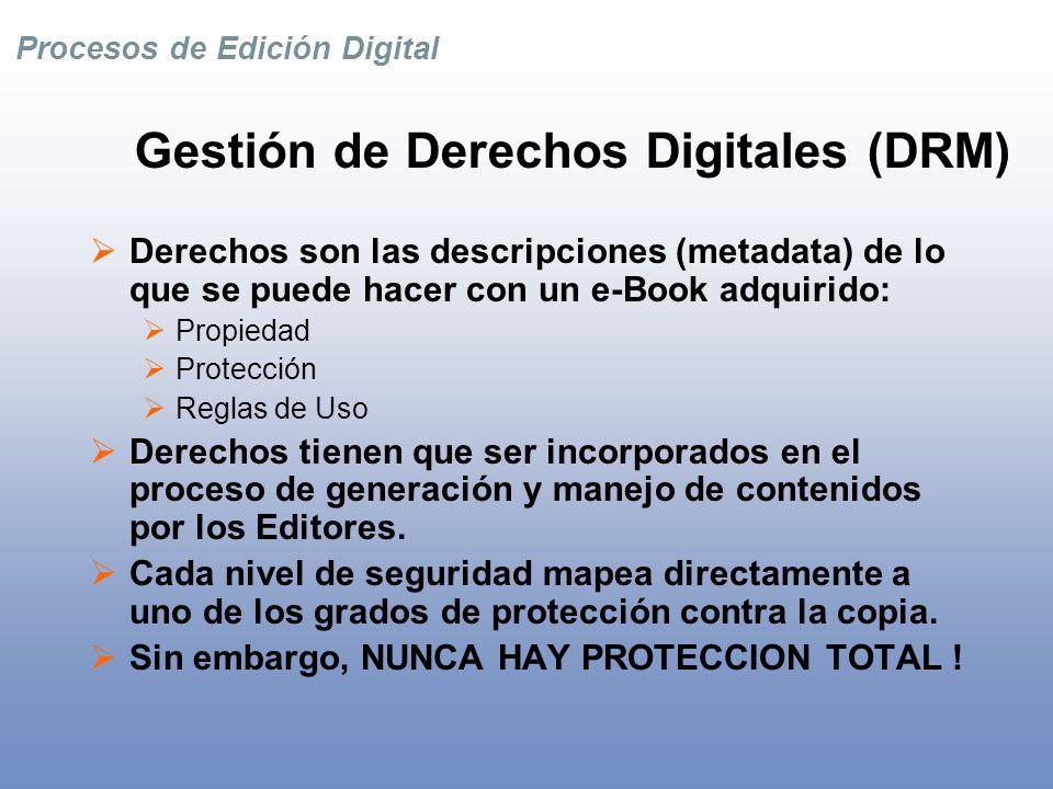 Procesos de Edición Digital Cómo enfrentar este reto.