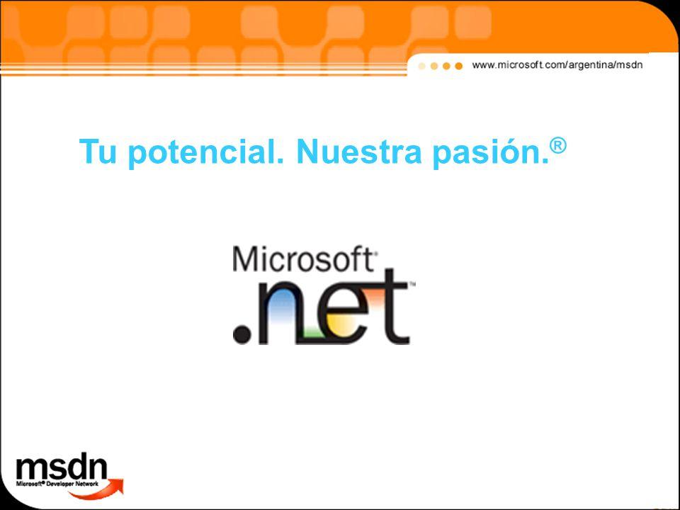 Tu potencial. Nuestra pasión. ®