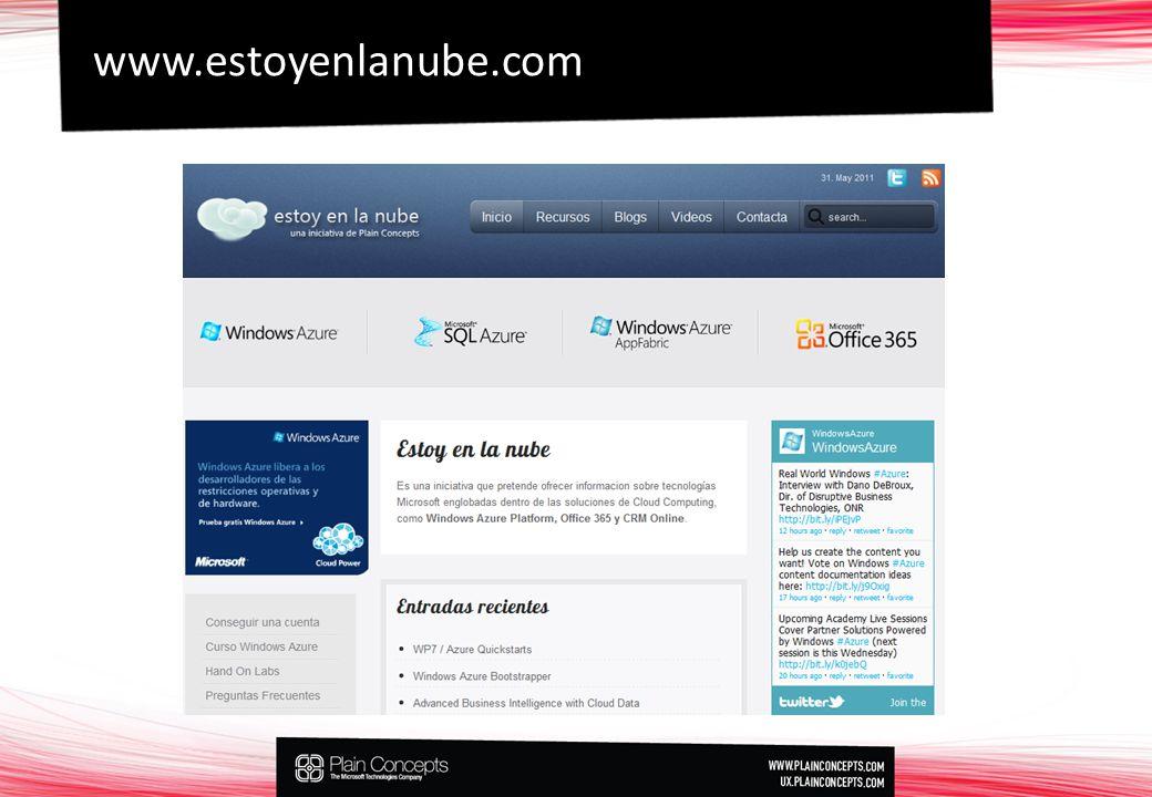 www.estoyenlanube.com