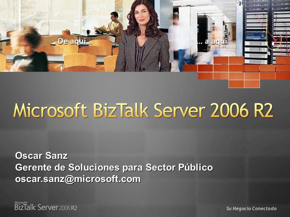 Su Negocio Conectado Oscar Sanz Gerente de Soluciones para Sector Público oscar.sanz@microsoft.com