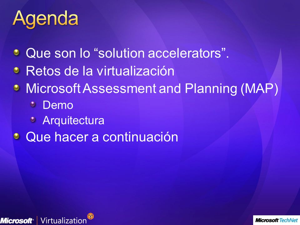 Que son lo solution accelerators.