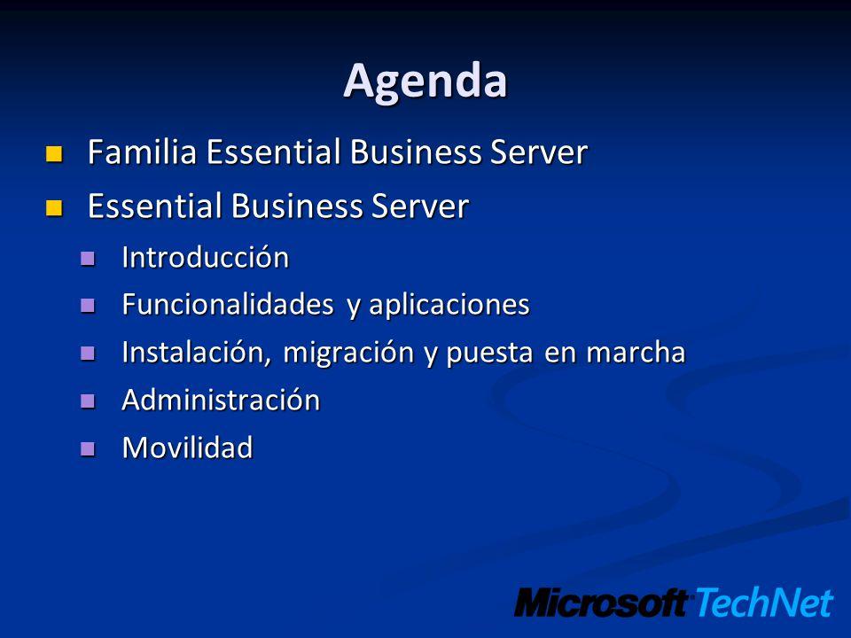 Roadmap Windows Server Solutions Group (WSSG)