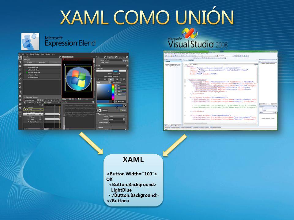 OK LightBlue XAML