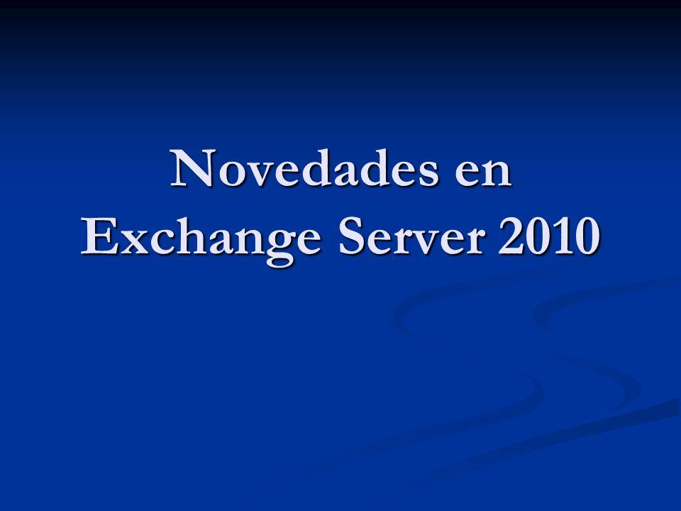 Flexibilidad y fiabilidad Flexibilidad y fiabilidad Concepto Software más Servicios Concepto Software más Servicios Se puede elegir entre realizar un despliegue en su red corporativa, utilizar un servicio alojado de Microsoft con Exchange Online, o un entorno mixto.