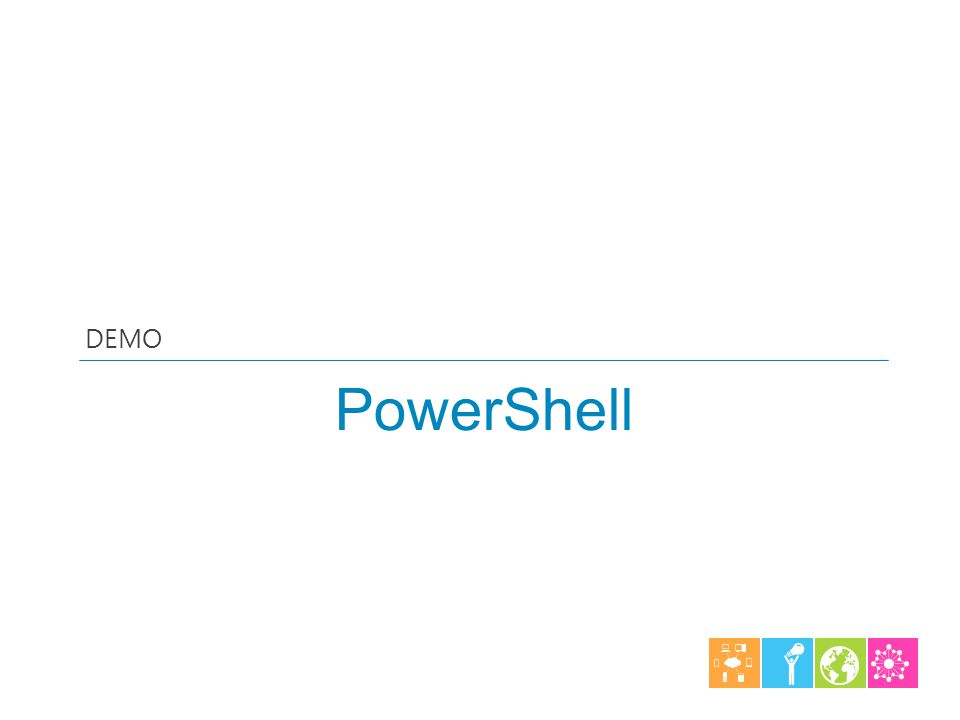 PowerShell DEMO