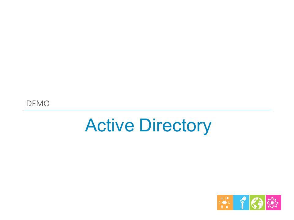 Active Directory DEMO