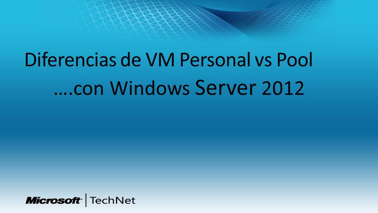 ….con Windows Server 2012