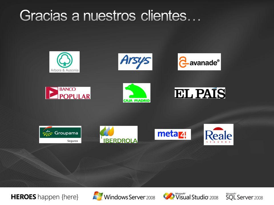 Visual Studio 2008 permite a los desarrolladores y equipos de desarrollo crear aplicaciones de forma rápida en las últimas plataformas disponibles, incluyendo Web, Windows Vista, Office 2007, SQL Server 2008 y Windows Server 2008