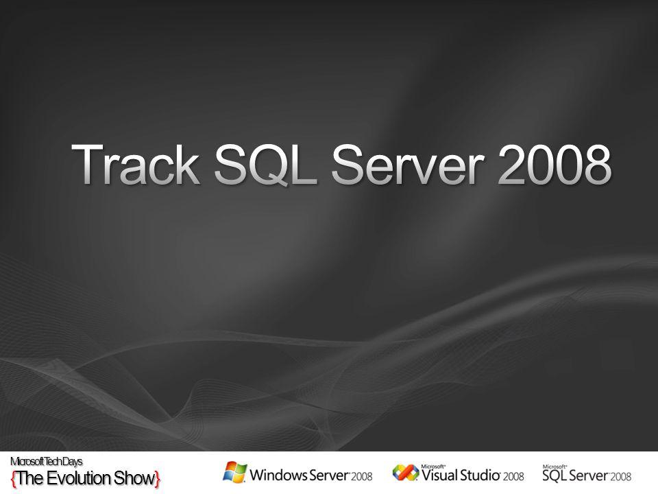 Home SQL Server 2008 http://www.microsoft.com/sql/2008/default.mspx http://www.microsoft.com/sql/2008/default.mspx Descubre SQL Server 2008: Webcasts, laboratorios virtuales y Whitepapers http://www.microsoft.com/sql/2008/learning/default.mspx http://www.microsoft.com/sql/2008/learning/default.mspx Formación en SQL Server 2008 http://www.microsoft.com/learning/sql/2008/default.mspx http://www.microsoft.com/learning/sql/2008/default.mspx Descargas de las CTPs más recientes de SQL Server http://www.microsoft.com/sql/2008/prodinfo/download.mspx http://www.microsoft.com/sql/2008/prodinfo/download.mspx Comunidad de SQL PASS http://www.sqlpass.org