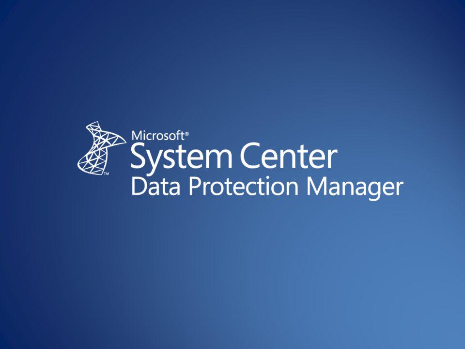 Protección de datos en DPM