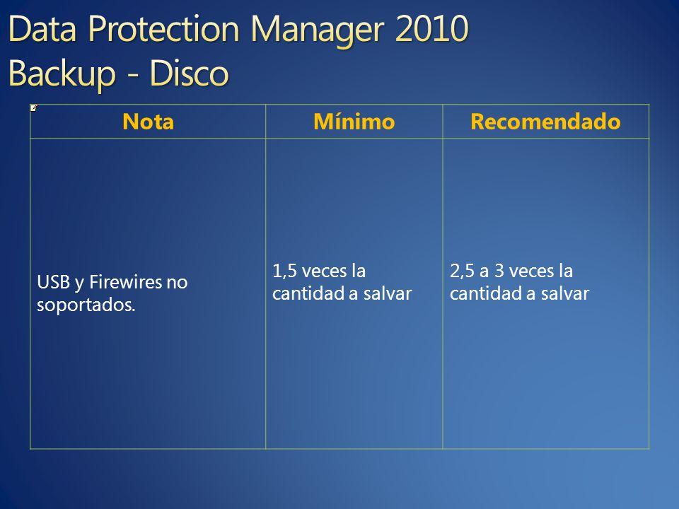 Set-DPMGlobalProperty -DPMServerName -OptimizeTapeUsage $True Set-DPMGlobalProperty -DPMServerName -OptimizeTapeUsage $False Por defecto, cada grupo de protección se lleva a un grupo de cintas, la ú ltima cinta puede estar desaprovechada, para que el siguiente grupo de protección para utilizar la ú ltima cinta del grupo anterior: Volver a la configuración por defecto: Se han de ejecutar estos comandos en el powershell de DPM