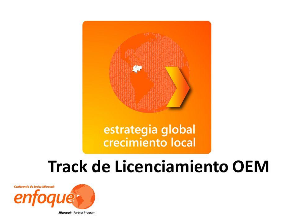 Track de Licenciamiento OEM
