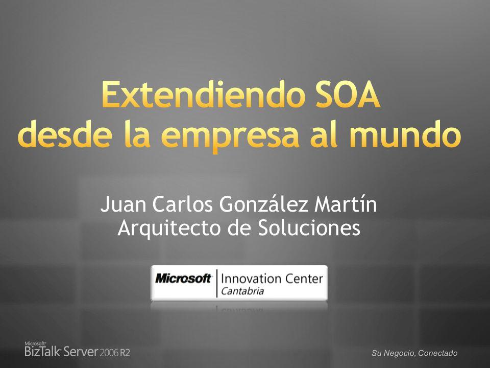 Su Negocio, Conectado Juan Carlos González Martín Arquitecto de Soluciones
