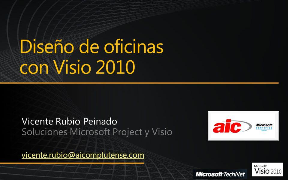 Nuestra empresa Diseño de oficinas con Visio 2010