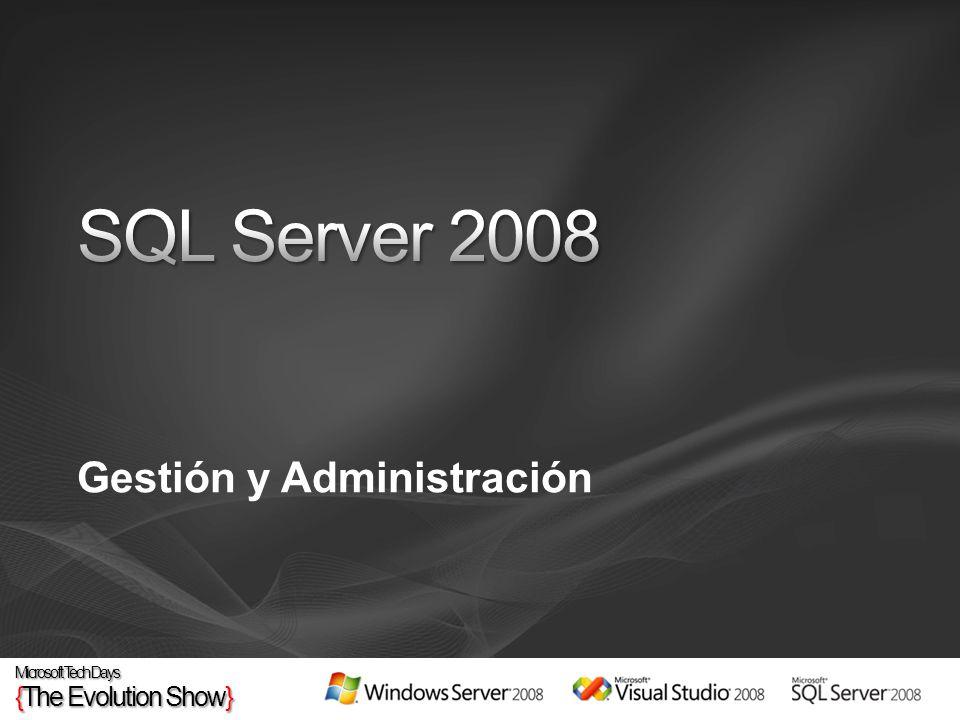 Administrar todos los sistemas dentro de la empresa Extender la gestión basada en políticas a todo el ámbito corporativo Definición de grupos de servidores basados en clases de funcionalidades desde un servidor de configuración.