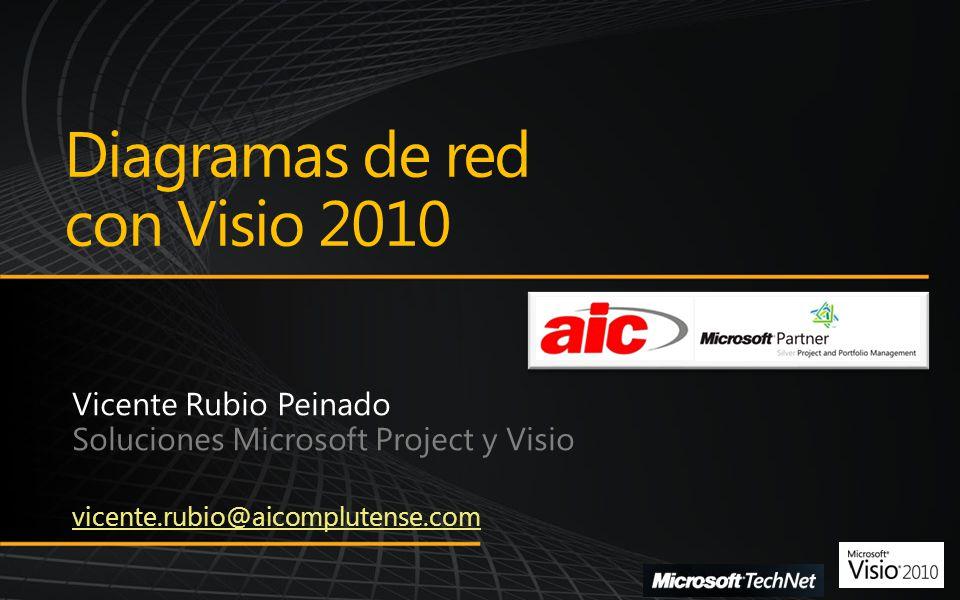 Nuestra empresa Diagramas de red con Visio 2010