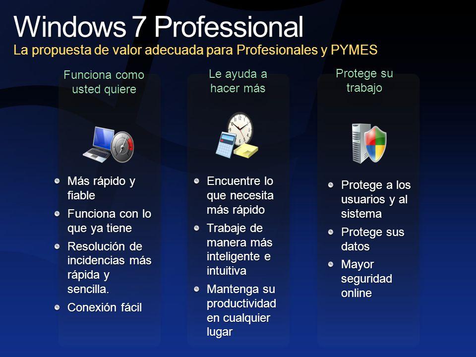 Centro de Movilidad de Windows Configuración de Presentación solo en Ed.