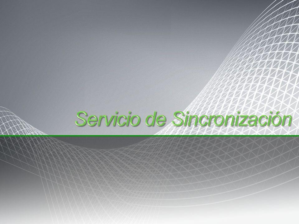 Synchronization Rules: Tipos De entrada: crean los objetos de un directorio conectado en FIM (Import) De salida: iniciadas por una petición de FIM, aprovisionan objetos en los directorios conectados (Export) Bidireccionales.