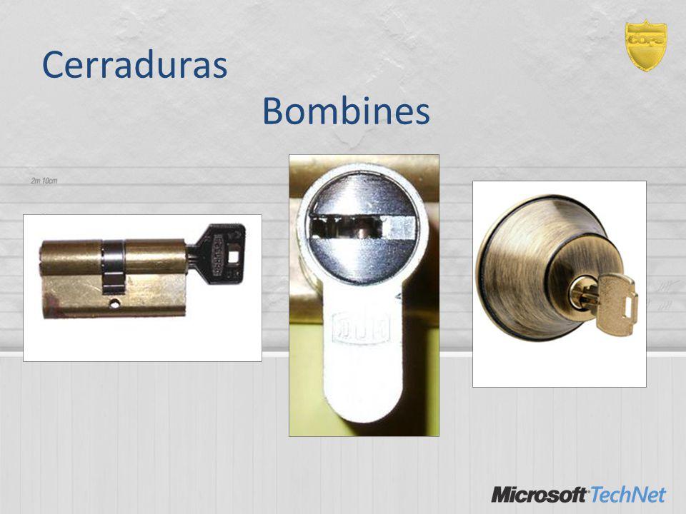 Cerraduras Bombines