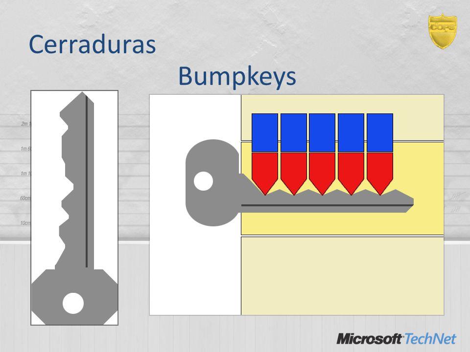 Cerraduras Bumpkeys