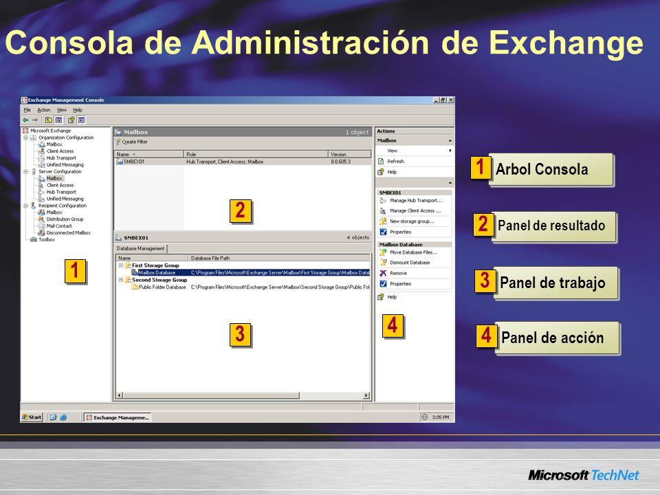 www.microsoft.com/technet/ITPROEXC-105 Visite TechNet en: www.microsoft.com/technet Visite el siguiente sitio para obtener información adicional : Para más información