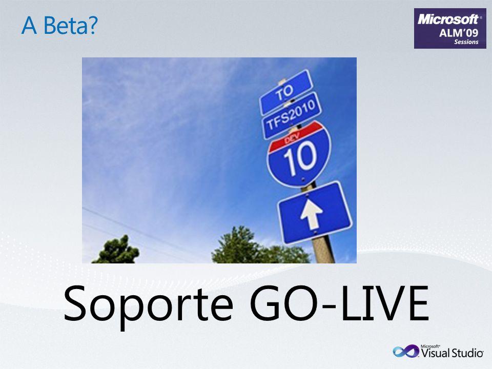 Soporte GO-LIVE